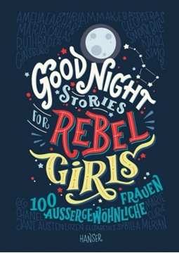 Bild von Favilli, Elena: Good Night Stories for Rebel Girls