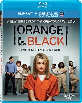 Bild von Orange is the New Black - Staffel 1 (Blu-ray)