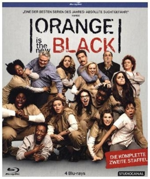 Image de Orange is the New Black - Staffel 2 (Blu-ray)