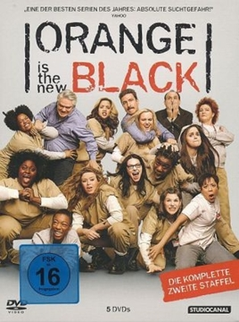 Image de Orange is the New Black - Staffel 2 (DVD)