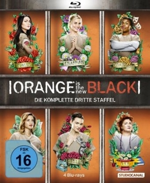 Image de Orange is the New Black - Staffel 3 (Blu-ray)