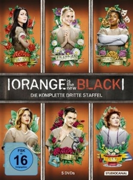 Image de Orange is the New Black - Staffel 3 (DVD)
