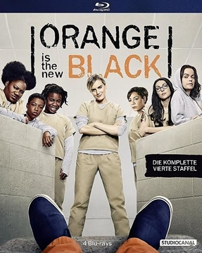 Image de Orange is the New Black - Staffel 4 (Blu-ray)