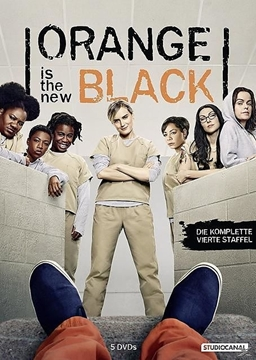 Image de Orange is the New Black - Staffel 4 (DVD)
