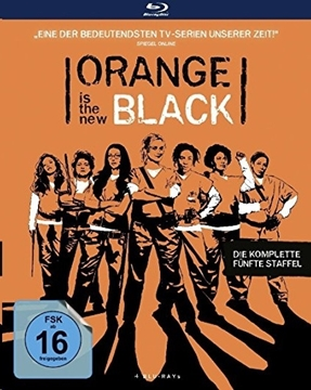 Image de Orange is the New Black - Staffel 5 (Blu-ray)