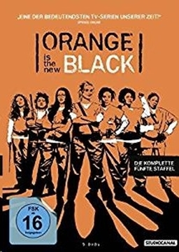 Image de Orange is the New Black - Staffel 5 (DVD)