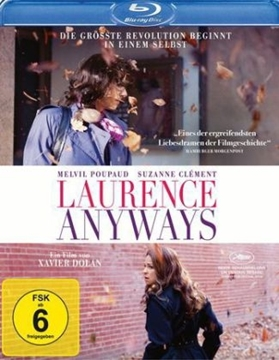 Image de Laurence Anyways (Blu-Ray)