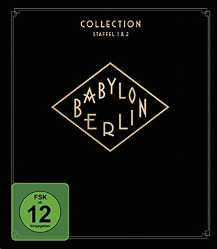 Image de Babylon Berlin - Collection Staffel 1 & 2 (Blu-ray)