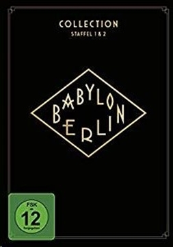 Image de Babylon Berlin - Collection Staffel 1 & 2 (DVD)