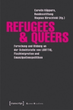 Image de Küppers, Carolin (Hrsg.): Refugees & Queers