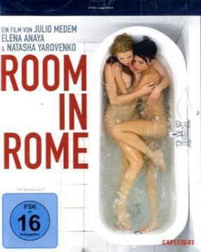 Image de Room in Rome (Blu-Ray)