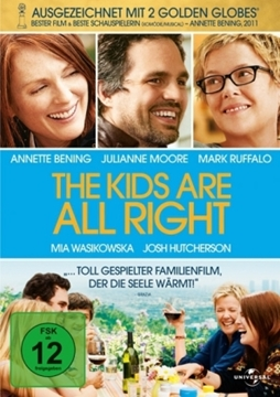 Image de The Kids are All Right (DVD)