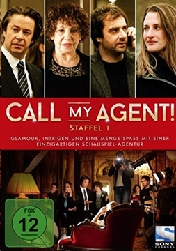 Image de Call My Agent! Staffel 1 (DVD)
