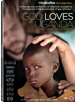 Image de God loves Uganda (DVD)