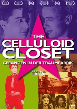 Image de The Celluloid Closet - Gefangen in der Traumfabrik (DVD)