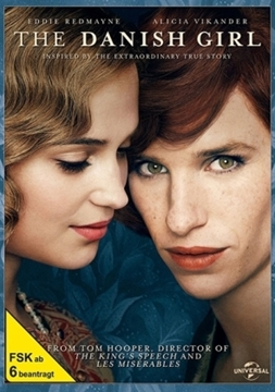Bild von The Danish Girl (DVD)