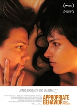 Image de Appropriate Behavior - Einfach ungezogen (DVD)