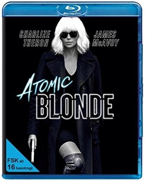 Image de Atomic Blonde (Blu-ray)