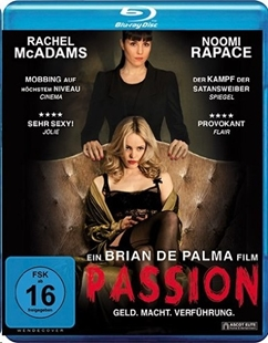 Image sur Passion (Blu-ray)