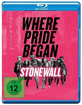 Bild von Stonewall - Where Pride Began (Blu-ray)