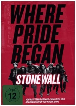 Bild von Stonewall - Where Pride Began (DVD)