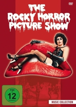 Image de The Rocky Horror Picture Show (DVD)