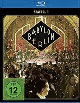 Image de Babylon Berlin - Staffel 1 (Blu-ray)