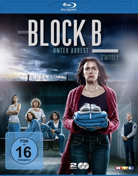 Image de Block B - Unter Arrest - Staffel 1 (Blu-ray)