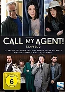 Image de Call My Agent! Staffel 2 (DVD)
