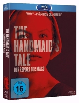 Image de The Handmaid's Tale - Der Report der Magd (Blu-ray)