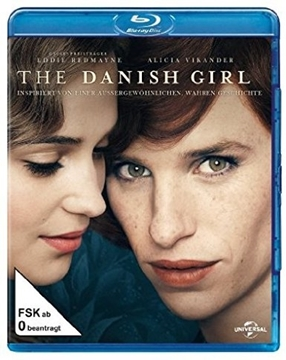 Image de The Danish Girl (Blu-ray)