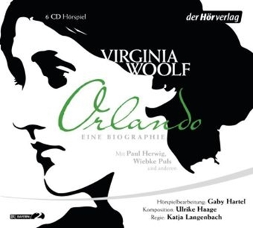 Image de Woolf, Virginia: Orlando (CD)