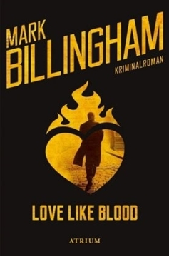 Bild von Billingham, Mark: Love like blood