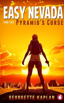 Bild von Kaplan, Georgette: Easy Nevada and the Pyramid's Curse
