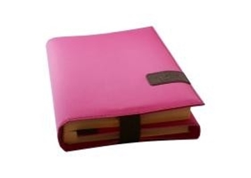 Image de BookSkin hot pink