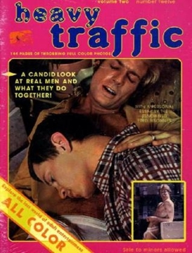 Image de Heavy Traffic - Porn Covers