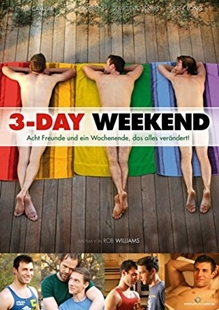 Image sur 3-Day Weekend (DVD)