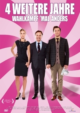 Image de 4 weitere Jahre - Wahlkampf 'mal anders (DVD)