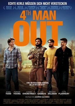 Bild von 4th men out (DVD)