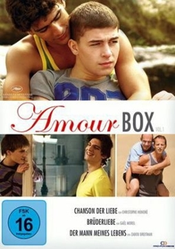 Image de Amour Box (3 DVDs)