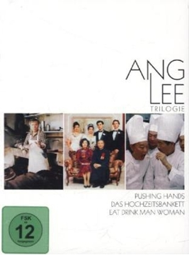 Image de Ang Lee Collection (DVD)