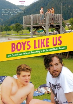 Image de Boys like us (DVD)