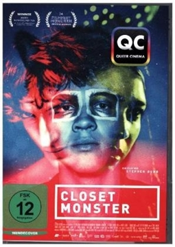 Image de CLOSET MONSTER (DVD)