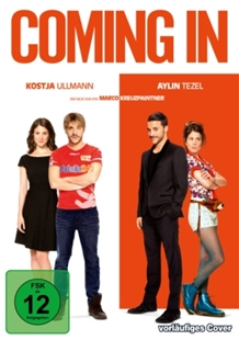 Image sur Coming In (DVD)