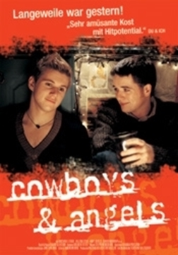 Image de Cowboys & Angels (DVD)