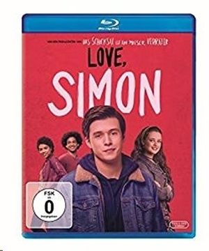 Image de Love, Simon (Blu-ray)