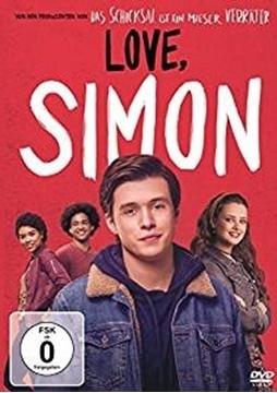 Image de Love, Simon (DVD)