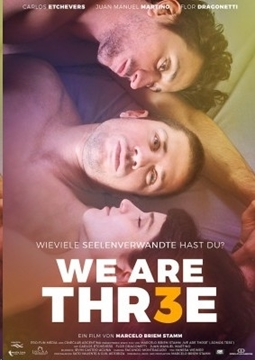 Bild von WE ARE THR3E (DVD)