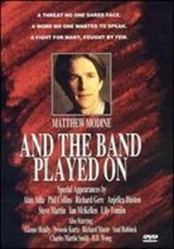 Image de An the band played on (DVD)
