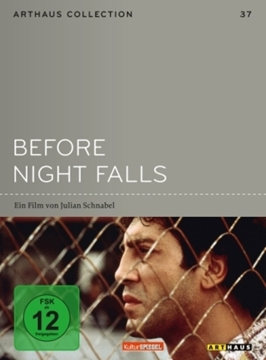 Image de Before Night falls (DVD)